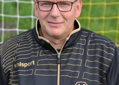 Trainer Alexander Ritter