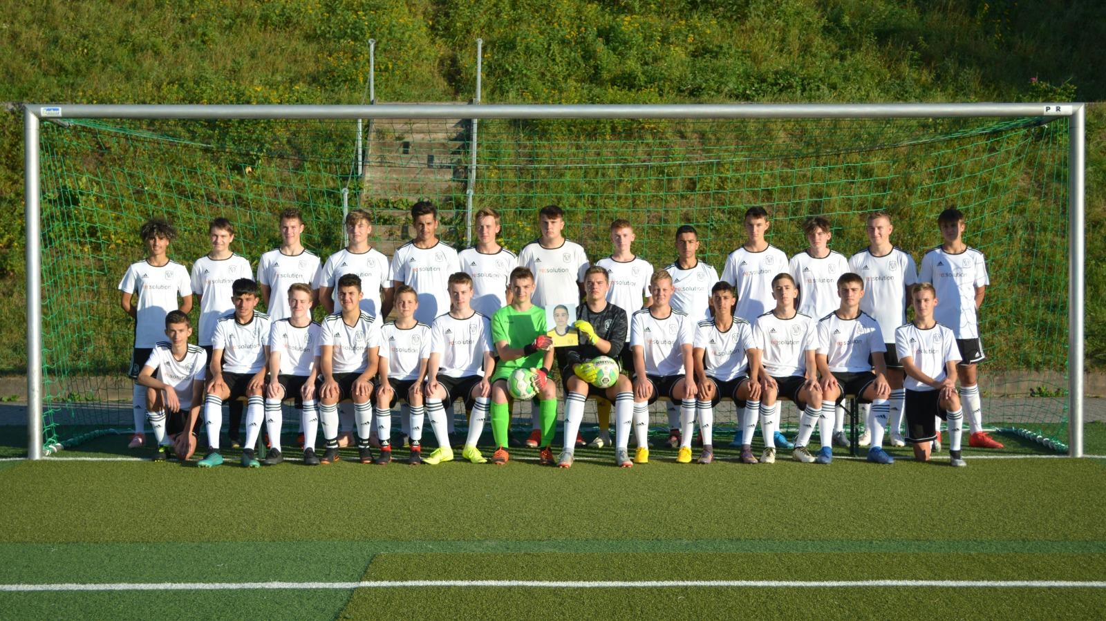 B-Jugend - Saison 2019/2020