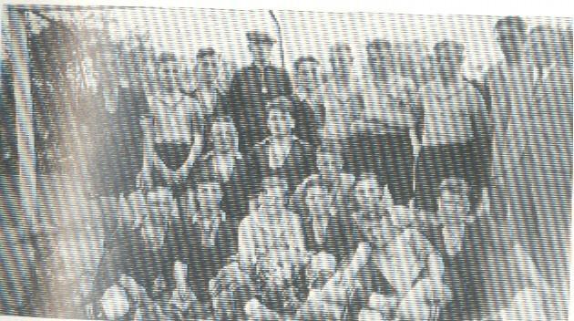 1. und 2. Mannschaft 1936/37