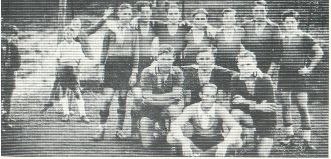 Jugendmannschaft 1939