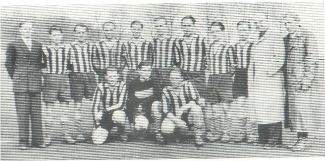 1.Mannschaft 1949/50